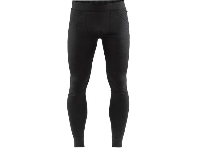 Craft Fuseknit Comfort Intimo parte inferiore Uomo, black